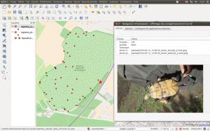 visualisation des données sous logiciel SIG
